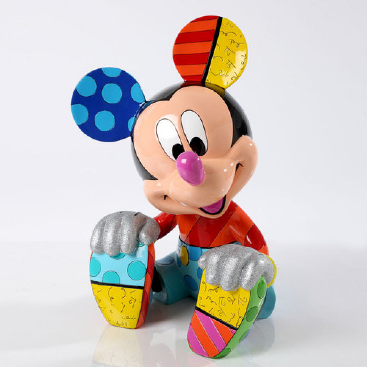 Britto Mickey Figurine Extra Large 38cm