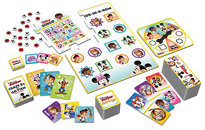 Disney Junior 6 in 1 Games
