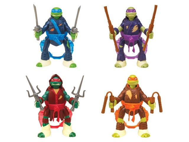 TMNT-Deluxe-Figure-Assortment-Flinger-&-Throw-N-Battle