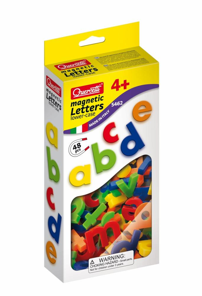 Magnetic Letters Lowercase Set of 48