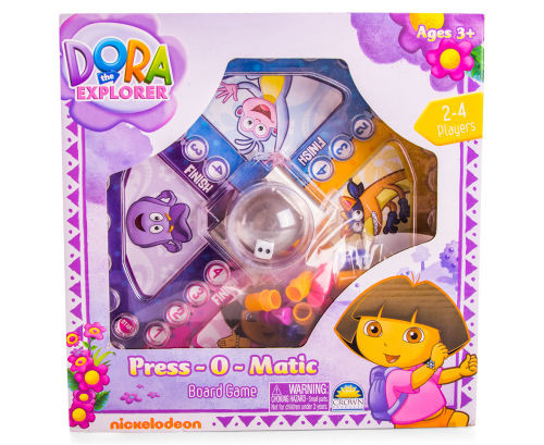 Dora Press-O-Matic