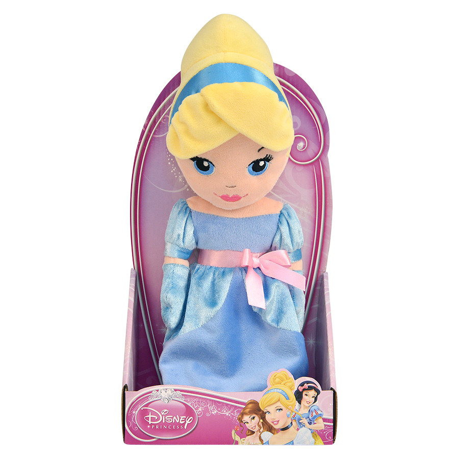 Disney-Princess-Cinderella-10inch-Plush