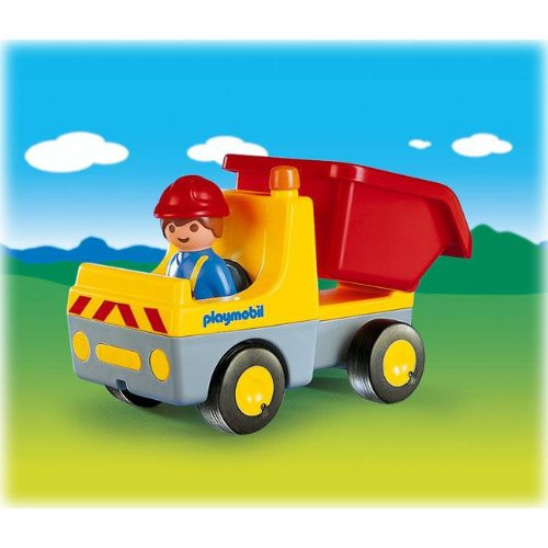 Playmobil 123 Small Dump Truck