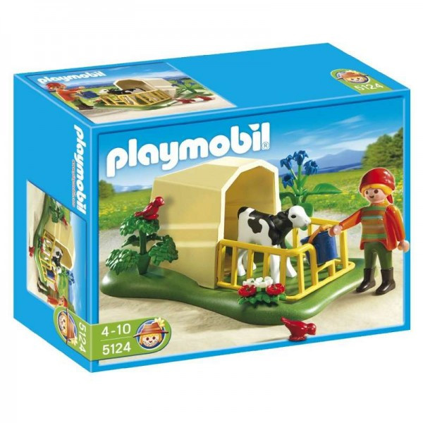Playmobil Country Calf Breeding