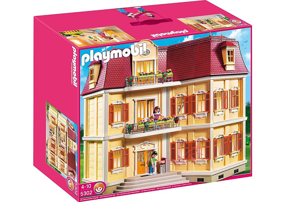 Playmobil My Big Dollhouse