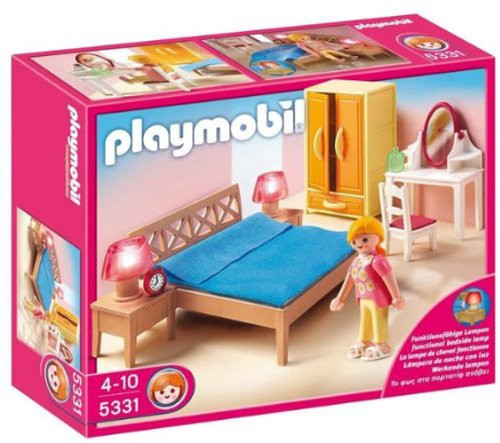 Playmobil Dollhouse Parents Bedroom