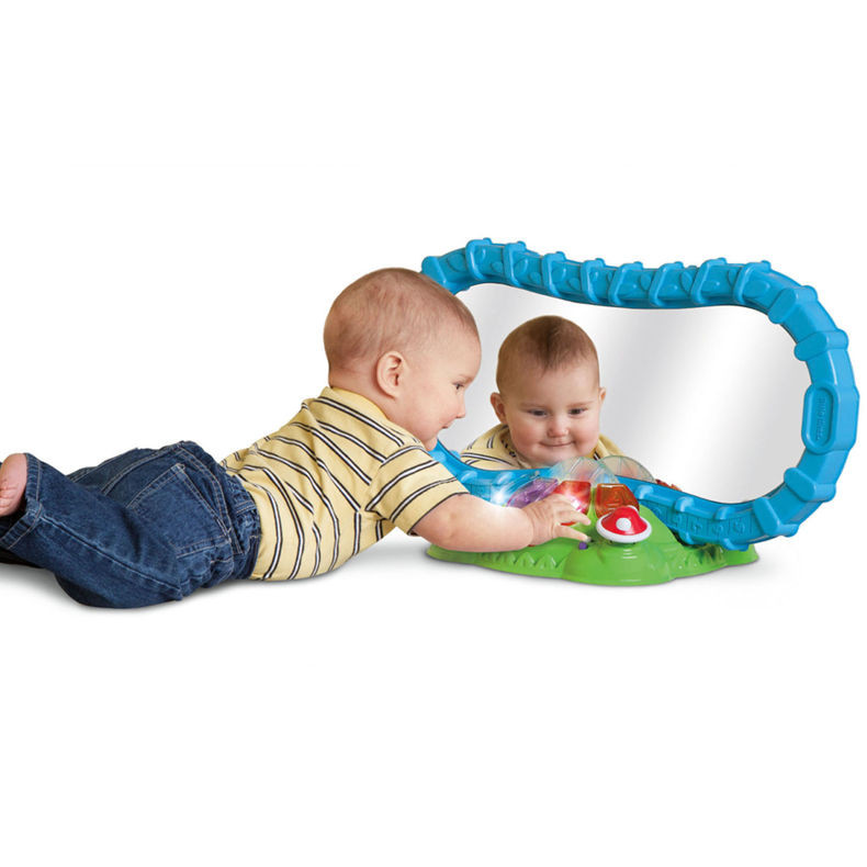 Little Tikes Activity Garden Safe N Fun Mirror
