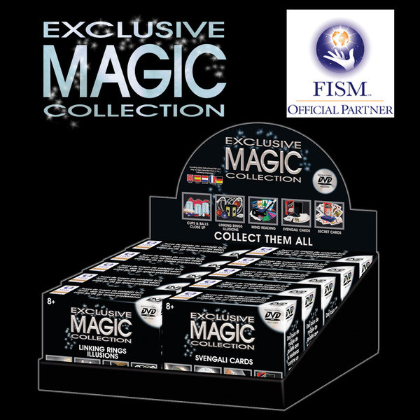 Theatrix Exclusive Magic Set Assortment