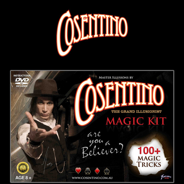Theatrix Consentino Grand Illusionist 100 Tricks