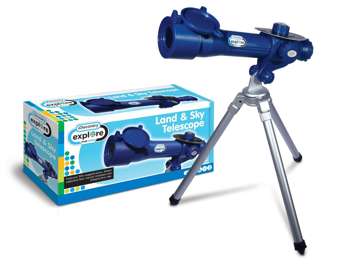Discovery Kids Land and Sky Telescope