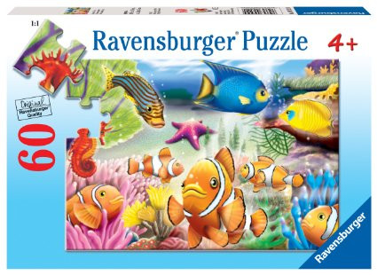 Ravensburger Under the Sea Puzzle 60pc