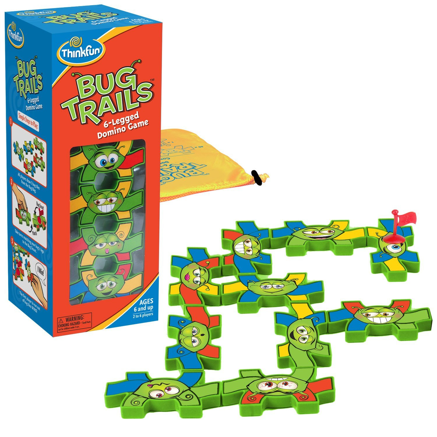ThinkFun - Bug Trails Game