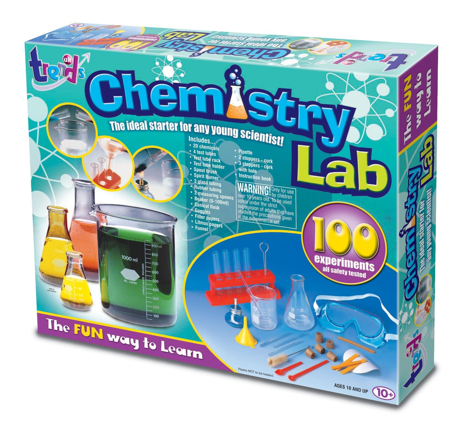 Trends Science- Chemistry Lab