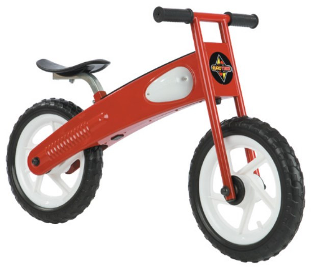 Eurotrike Glide Balance Bike Red