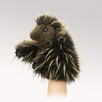 Folkmanis Little Porcupine Puppet