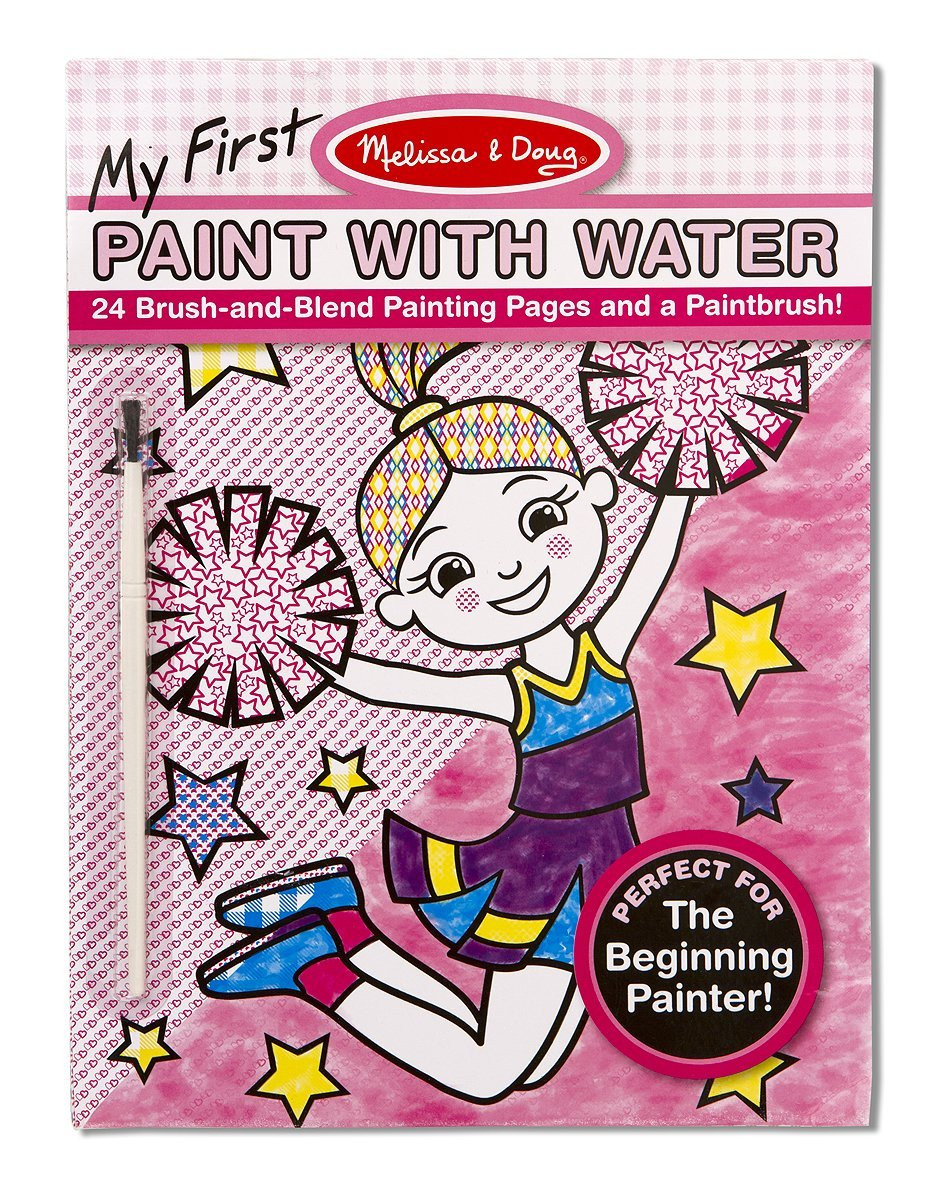 Melissa & Doug - My First Paint with Water - Girl
