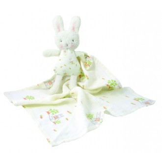 Bunnies By The Bay Cuddle Me Bunny Blankie