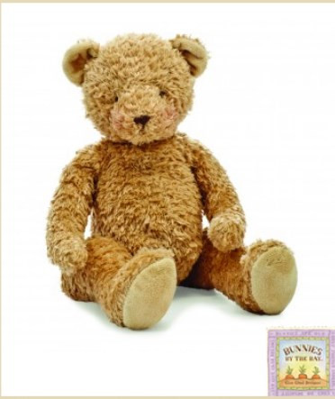 Bunnies By The Bay Wobbly Carmel Bear 35.5cm