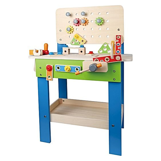 Hape My Giant Work Bench 27pc