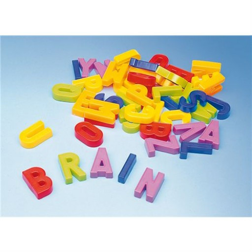 Quercetti Magnetic Uppercase Letters 48pc
