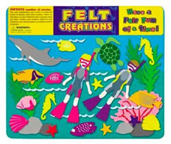 Aquatic Felt Creations