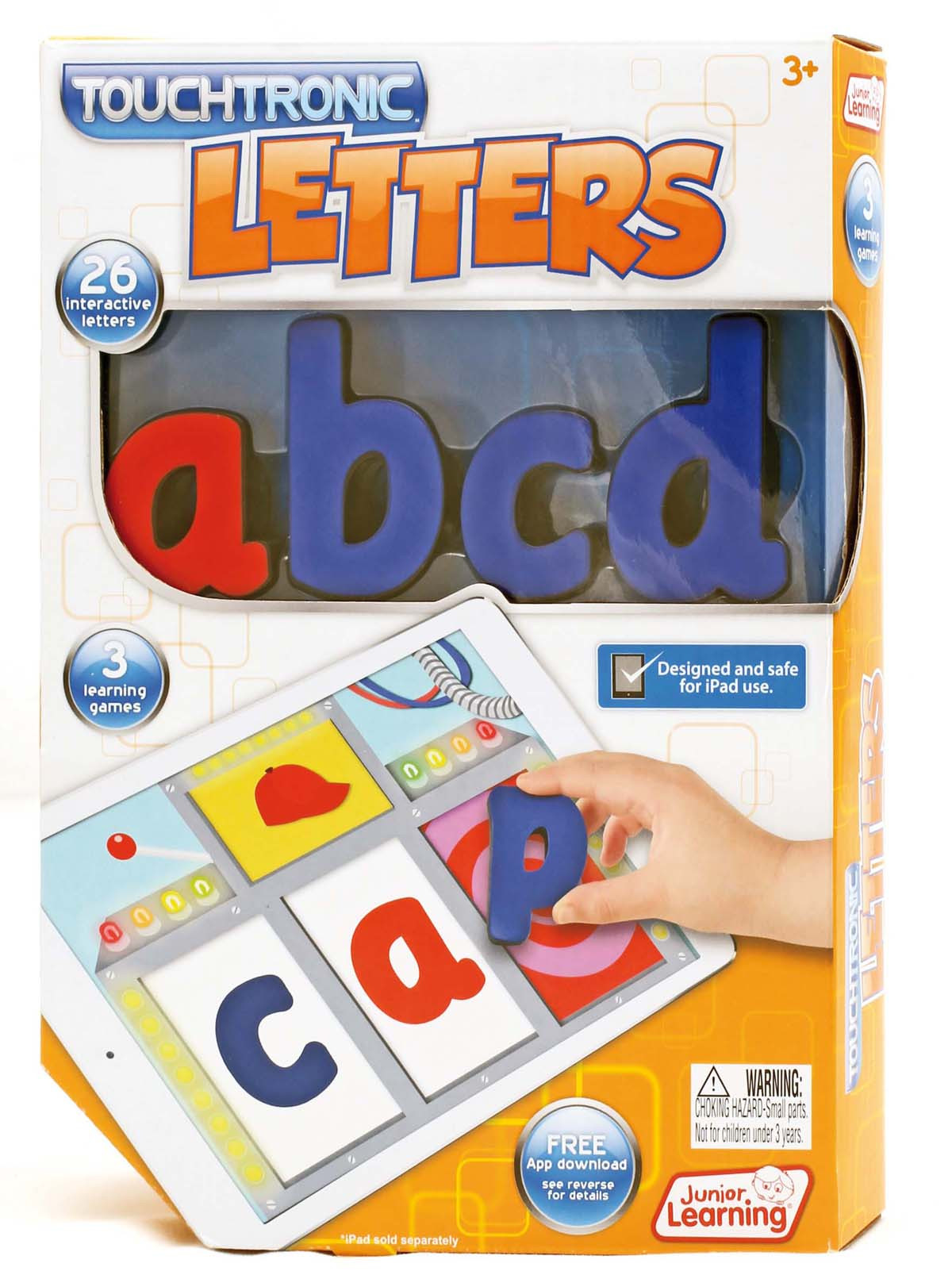 Junior Learning Touchtronic Letters