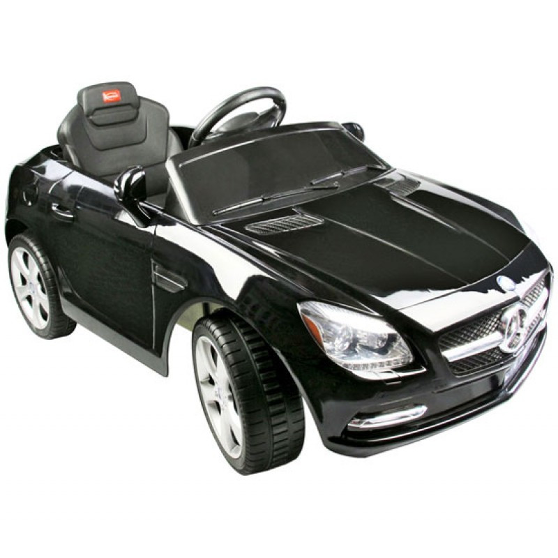 Mercedes-Benz SLK 350 Black