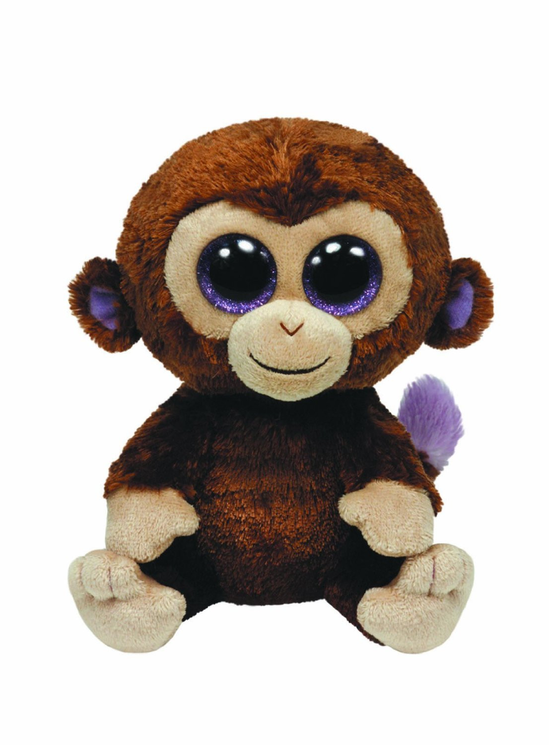 Beanie Boos Regular Coconut - Brown Monkey