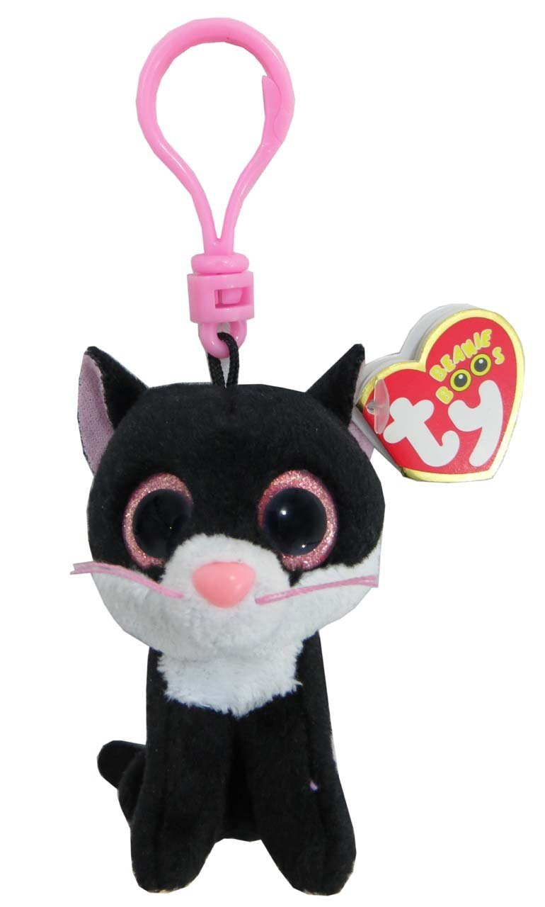 Beanie Boos Clip Ons Pepper the Cat