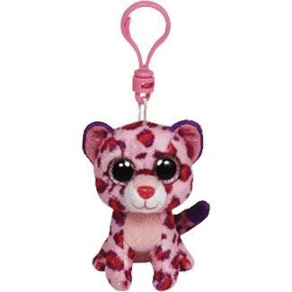 Beanie Boos Clip Ons Glamour the Leopard