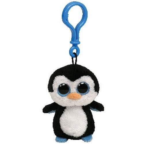 Beanie Boos Clips Waddles Penguin