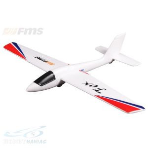 FMS Fox Easy Hand Launch Glider