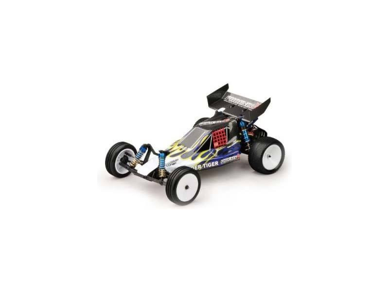 Phoenix XB Brushless Buggy Blue/Yellow