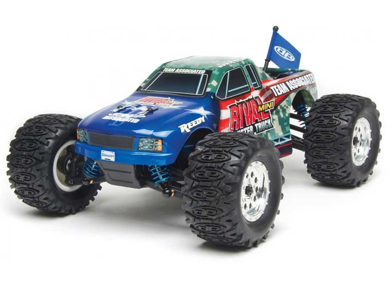 Rival Mini Monster Truck 1/18