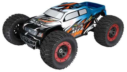 Thunder Tiger MT-4 G3 Brushless Monster Truck Blue
