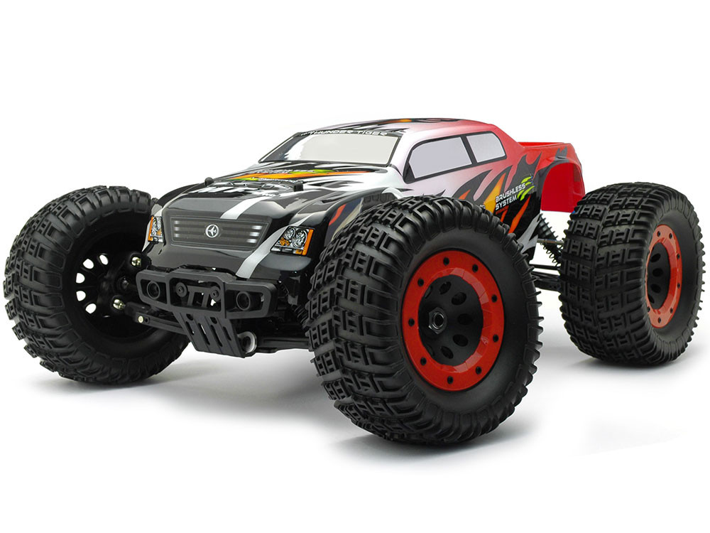Thunder Tiger MT-4 G3 Brushless Monster Truck Red