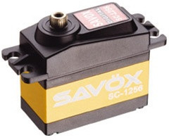 Savox High Torquw Titanium Gear Digital Servo
