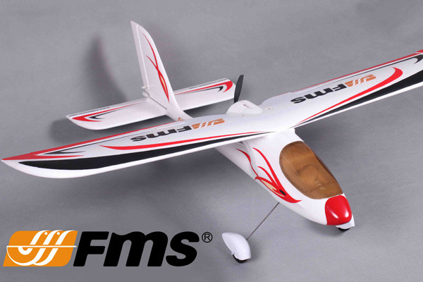 FMS Red Dragonfly RTF 900mm