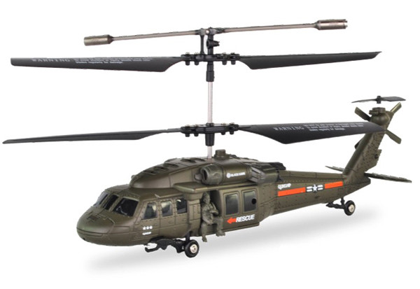 Udi R/C Infared Black Hawk Helicopter