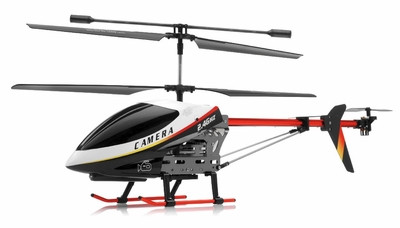 Udi R/C 2.4G Big Metal RC Helicopter With Camera