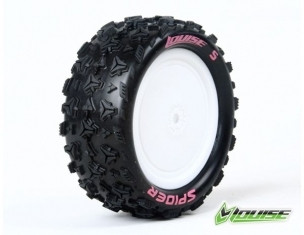 Louise RC E Spider 1/10 Buggy Front Tyre