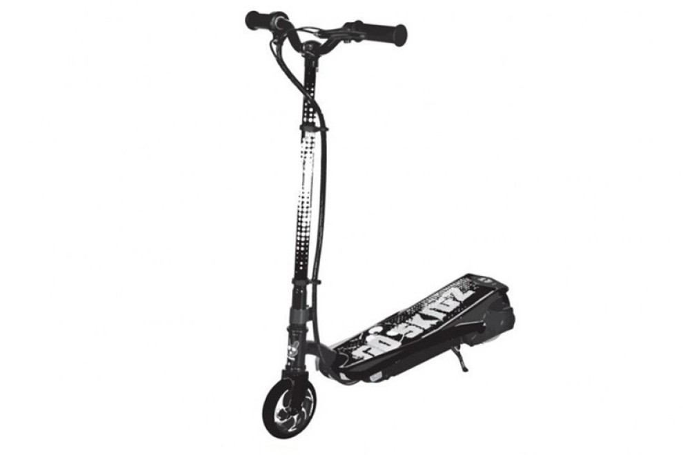 Go Skitz 1.0 Black Electric Scooter