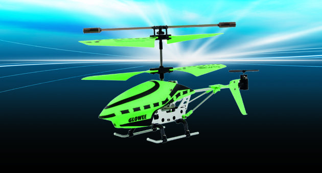 Revell Helicopter Glowee