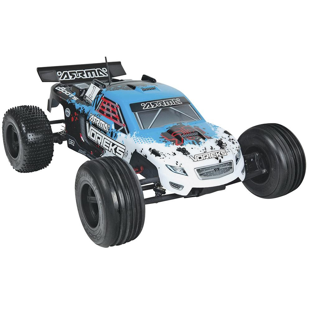 ARRMA Vorteks Mega Rage Truck With Battery