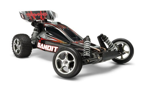 Traxxas XL-5 Bandit Extreme Sports Electric Buggy