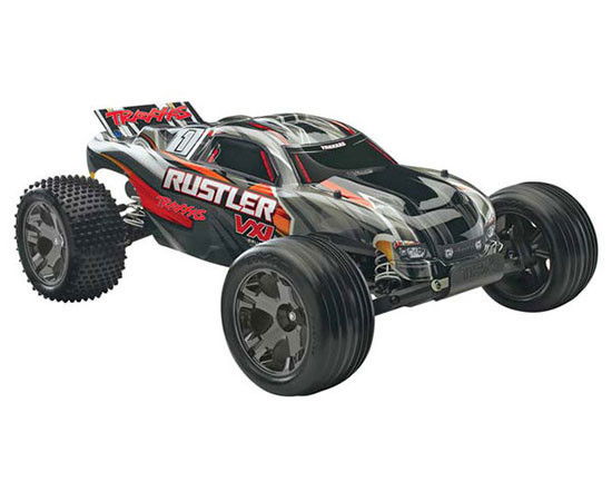 Traxxas Rustler VXL Brushless Monster Truck