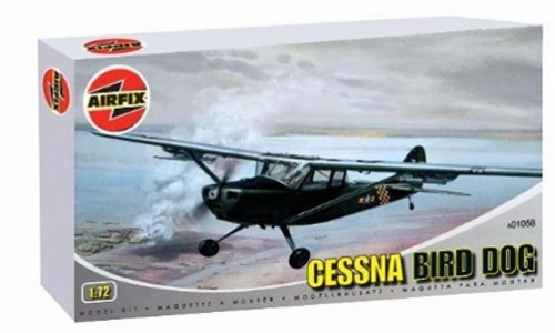 Airfix Cessna Bird Dog 1/72