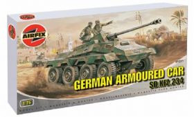 Airfix German Armed Car