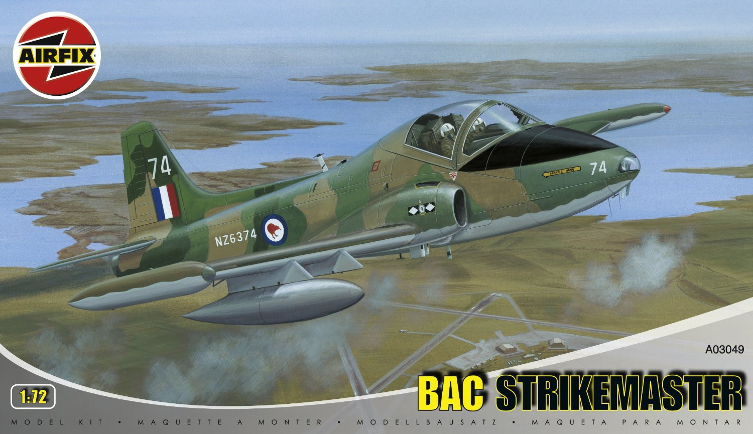 Airfix BAC Strikemaster 1/72