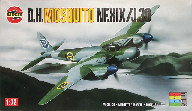 Airfix DH Mosquito MkXIX